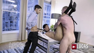 gentlemen 20 with DYLAN JAMES, DRAE AXTELL & LEE SANTINO