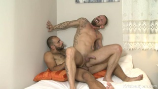 Casting Couch #380 with Jorge Leal & Stephan Raw