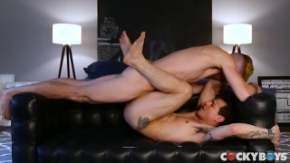 Asher Hawk finally gets a scene with Levi Karter