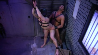 alley cat slut with Brodie Ramirez and Dominic Pacifico