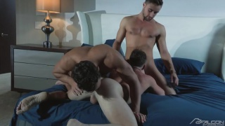 Hungry For Moore with Brent Corrigan, Logan Moore & Samuel Stone