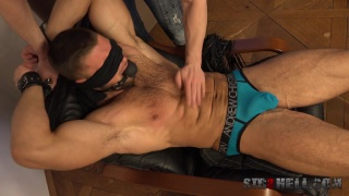 Spanking with Leo Lombar