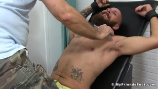 Dustin Steele tickled to insanity