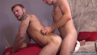Matthew Anders gets fucked by Jack Green