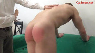 Lazy Son Spanking! Featuring Boris Lang