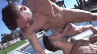 The Gymnast with Manuel Skye and Mike Stallone