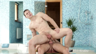 Too Big For Twinks #10 with Richy Silverado & Dick Tracy
