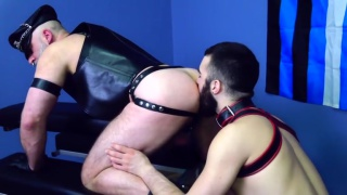 My Hung Hairy Daddy with Amir Badri