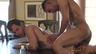 guy fucks a beautiful meaty ass