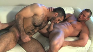 Adam Champ Blows Danny Drake