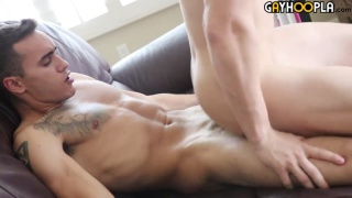 Ethan Manor First-Time Gay Sex with James Manziel