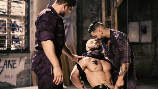 PURPLE ARMY FACTION with francois sagat