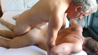 there's something extra hot about fucking a hard muscle ass