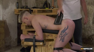 Dominating The Sexy New Boy Part 1 with Sebastian Kane & Teddy Lane