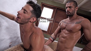 bareback auditions 7 with DRAE AXTELL & LUCAS FOX