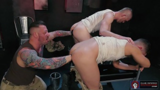 Full Fist Interrogation with Hugh Hunter, Matt Wylde and Ashley Ryder