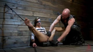 Master Hunter Samson Brutally Trains Casey Everett