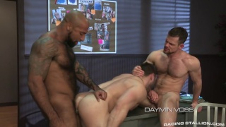 Vice with Daymin Voss Derek Bolt and Kurtis Wolfe