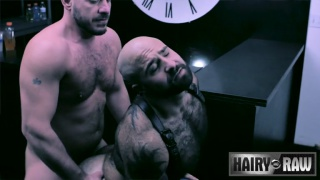 Marc Giacomo raw fucking muscle bear Atlas Grant