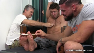 Blayne's Ticklish Pedicure with Ricky Larkin
