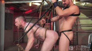 The Fetish Factory with Mike Panic & Mason Lear