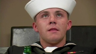 guarda il video: sailor Curt gets a Handjob