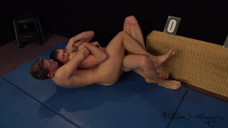 naked wrestling with Laco Meido and Rosta Benecky