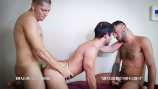 Mexican Brother Fuckers with Bruno & Joss Fuck Dilan