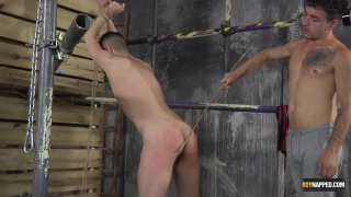 Handsome master Owns Hung Boy's Arse