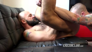 Aj Alexander blows Max Duro Part 1