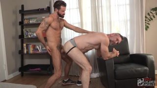 ASS TO MOUTH to Peter Rough and Brendan Patrick