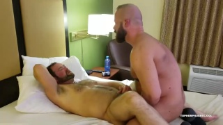 Breed That Fucking Pig with MuscleBull and Topher Phoenix