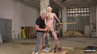 Stealing Cum From The Twink with Sebastian Kane & Alexis Tivoli