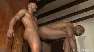 casting couch with Santi Sexy & Bela Barbell