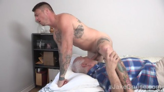 Dane Stewart gets his dick Serviced