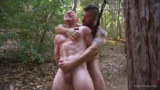 Deep Woods Domination with Jonah Fontana & Damien Moreau
