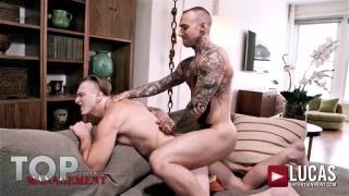 DYLAN JAMES AND ANGEL DURAN SHARE TOM FAULK