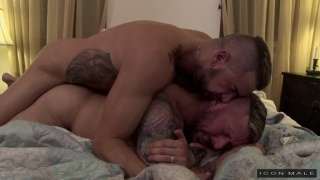 Hot Husband Cock with Dolf Dietrich and Hugh Hunter