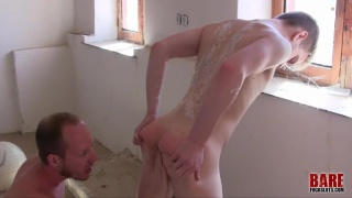 Taylor Blaze gets two cocks and three loads