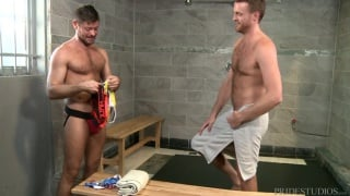 Jock Strap Lust with Jack Andy & Jack Gunther