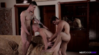 Love In The Raw with Lance Ford, Leo Luckett & Charlie Pattinson