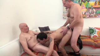 old times with Astor Valenti, Don Diego & German Kessler