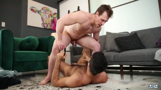 Couples Counseling with Diego Sans, Alex Mecum & Blake Hunter