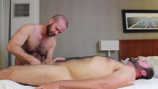 The Massage with MuscleBull and Topher Phoenix