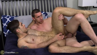 Lucas Leon gets fucked by Rydell