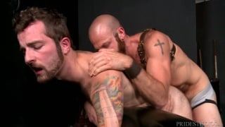 BARE PLAYROOM with Jay Donahue & James Stevens