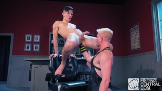 Fisty's Barber Shop with Cody Winter and Issac Lin