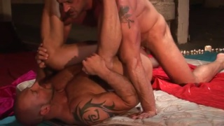 Muscled Disciples with Hank Dutch and Brock Hatcher