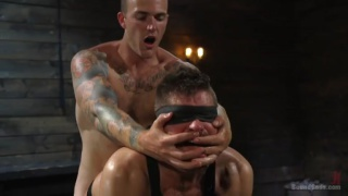 Christian Wilde trains and beats Jack Andy