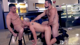 Domination Diner with Jaxton Wheeler, Lance Hart & Eli Hunter